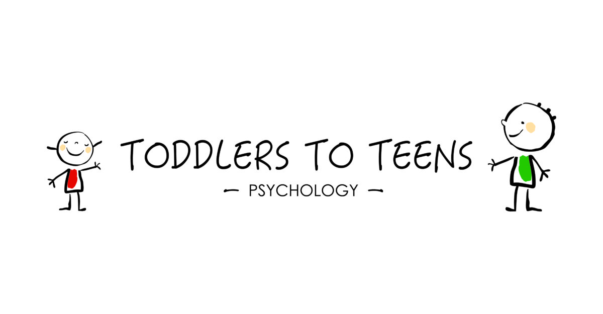 Toddlers to Teens Psychology